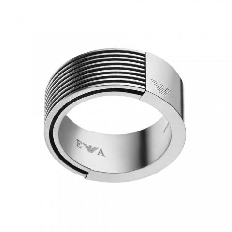 Emporio Armani AJEGS2073-040514 Çelik Yüzük