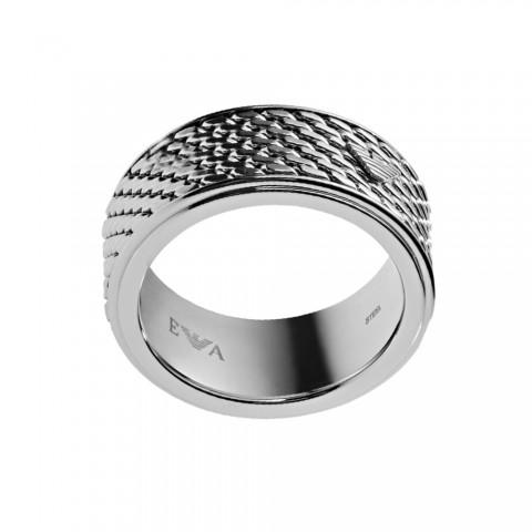 Emporio Armani AJEGS2142-040514 Çelik Yüzük